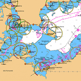Admiralty Vector Chart Services