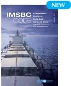 IMSBC Code and Supplement